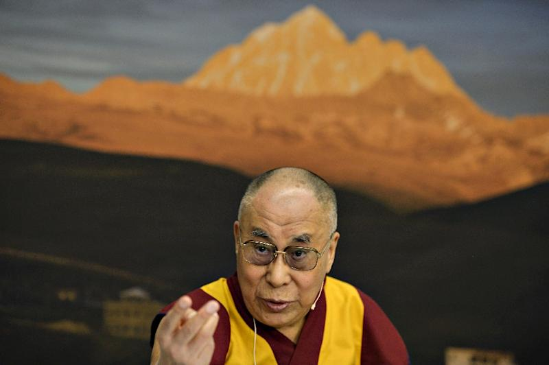 The Dalai Lama has expressed optimism that Chinese President Xi Jinping may restart talks on greater autonomy for Tibet (AFP Photo/Claus Bech)