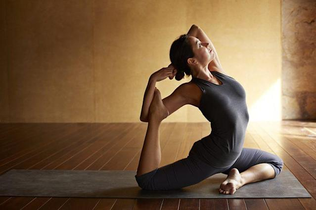 Is yoga dangerous? (Photo: Getty Images)
