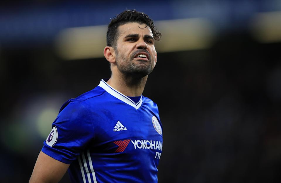 <p>Brazilian born, but could have a big part to play for Spain in the World Cup. Scored 52 times in 89 Chelsea appearances. </p>