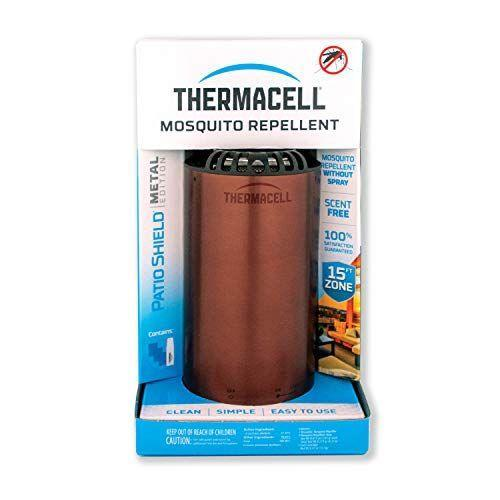 """<p><strong>Thermacell </strong></p><p>amazon.com</p><p><a href=""""https://www.amazon.com/dp/B094GS93RN?tag=syn-yahoo-20&ascsubtag=%5Bartid%7C10055.g.36652640%5Bsrc%7Cyahoo-us"""" rel=""""nofollow noopener"""" target=""""_blank"""" data-ylk=""""slk:Shop Now"""" class=""""link rapid-noclick-resp"""">Shop Now</a></p><p>Don't let mosquitoes ruin your summer picnic. When you turn on this device, it creates a 15-foot protection """"shield"""" against mosquitoes. Since it's tiny and light, you can bring it with you for camping or beach trips.</p>"""