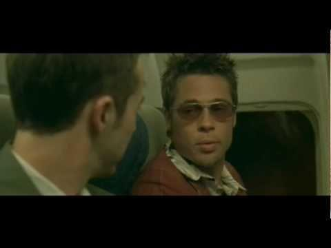 """<p><strong>Why? </strong>The first rule of fight club is you don't talk about Fight Club. Well, we're willing to risk our membership to wax lyrical about this iconic 90s movie. Follow the disillusioned (and unnamed) Narrator as he seeks to cure his insomnia through forming Fight Clubs alongside charismatic soap salesman Tyler and fellow cancer support group imposter, Marla in this on-screen study in mental health, mayhem and masculinity.</p><p><strong>Cast: </strong>Brad Pitt, Edward Norton, Helena Bonham Carter and Jared Leto.</p><p><strong>Director: </strong>David Fincher</p><p><strong>Where Can I Watch It? </strong><a href=""""https://www.amazon.co.uk/Amazon-Video/b/?ie=UTF8&node=3010085031&ref_=nav_cs_prime_video&tag=hearstuk-yahoo-21&ascsubtag=%5Bartid%7C1921.g.32822641%5Bsrc%7Cyahoo-uk"""" rel=""""nofollow noopener"""" target=""""_blank"""" data-ylk=""""slk:Amazon Prime Video"""" class=""""link rapid-noclick-resp"""">Amazon Prime Video</a></p><p><a href=""""https://www.youtube.com/watch?v=SUXWAEX2jlg"""" rel=""""nofollow noopener"""" target=""""_blank"""" data-ylk=""""slk:See the original post on Youtube"""" class=""""link rapid-noclick-resp"""">See the original post on Youtube</a></p>"""