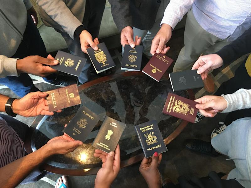 These are the greatest passports of the decade. Source: Getty