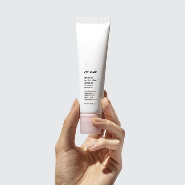 "The gel-cream formulation of the Glossier Priming Moisturizer Balance also contains dimethicone to help smooth and improve the texture of scarring. It's also formulated without fragrance to prevent further irritation. ""This is not the time to be fancy,"" Gohara says, ""It's like, less is more."" $25, Glossier. <a href=""https://www.glossier.com/products/priming-moisturizer-balance?locale=en-US"" rel=""nofollow noopener"" target=""_blank"" data-ylk=""slk:Get it now!"" class=""link rapid-noclick-resp"">Get it now!</a>"