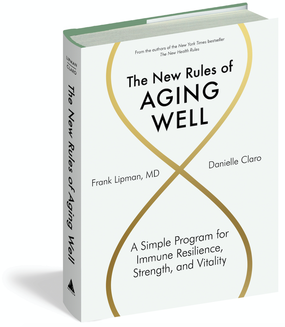 Essential reading for COVID times: This cutting-edge Kindle book helps you boost immunity and overall health.