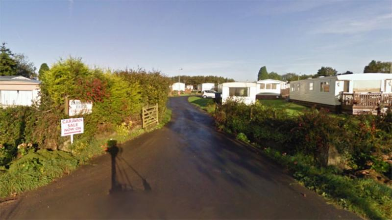 Wynford Hodge owned Parsonage Farm and Caravan Park in Wales. Source: Google Maps