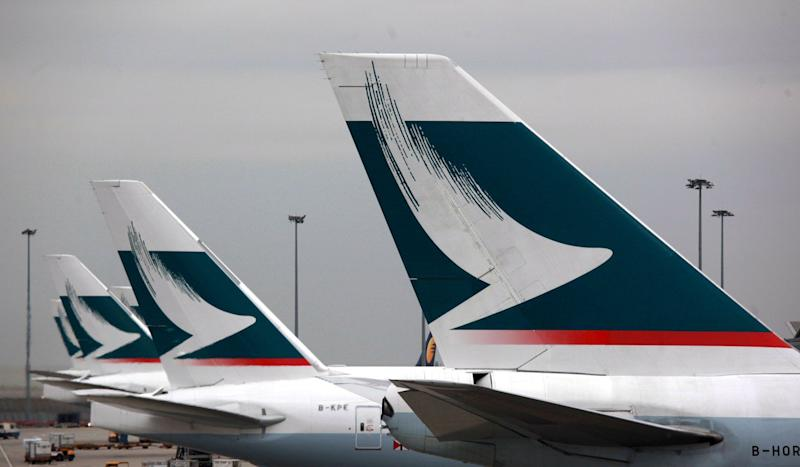 Hong Kong's Cathay Pacific Airways set to close Toronto cabin crew base, with up to 120 jobs at risk