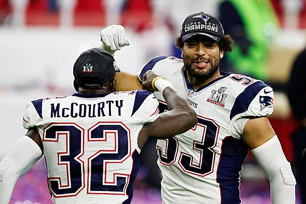 best loved ed9dc d69ed Patriots' Devin McCourty Turns Down Trump Invite: 'I Don't ...