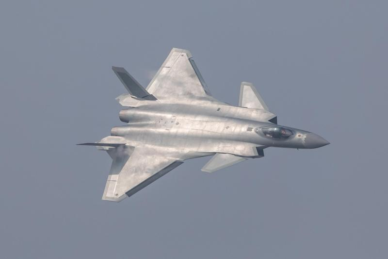 Chinese Aircraft J-20 Stealth Fighter Enters Service