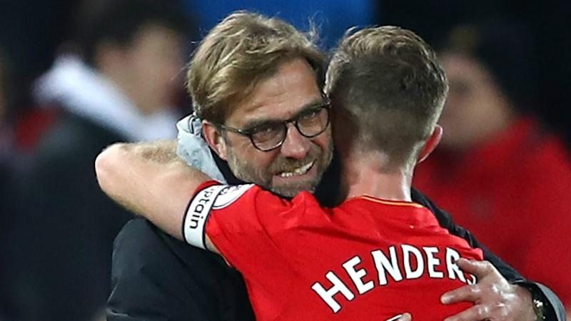 Henderson delighted with Liverpool reaction after January slump