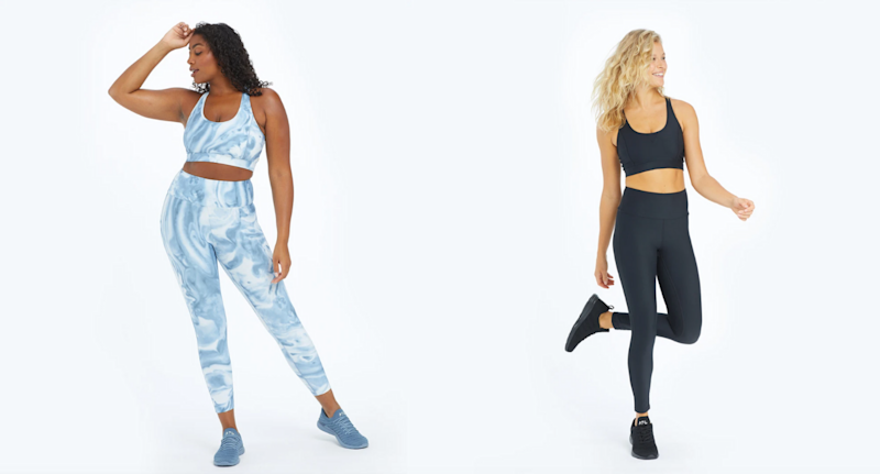 Summersalt's ne line of activewear is available for pre-order now.