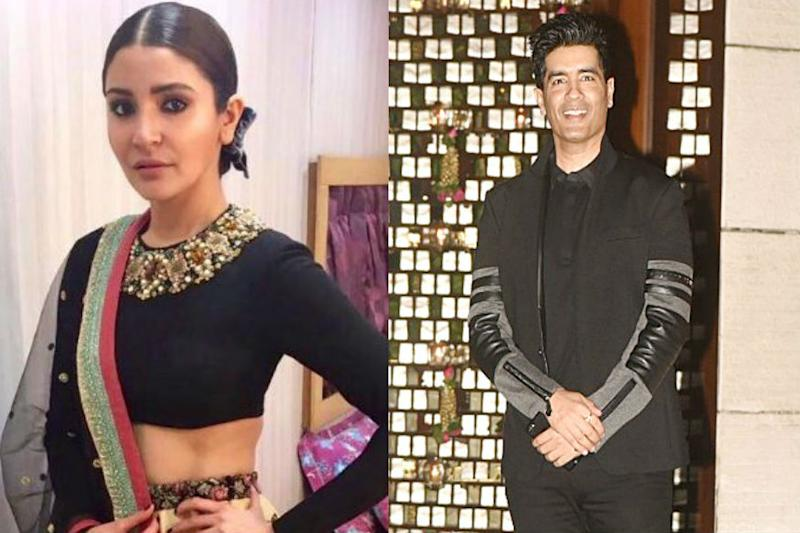 Manish Malhotra Clears The Air; Says He Is Still Good Friends With Anushka Sharma