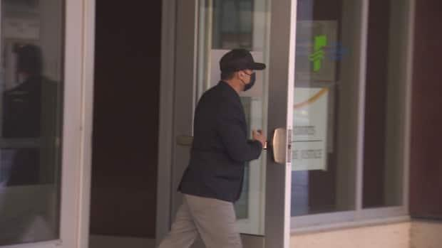 A jury found James Turpin guilty of second-degree murder following a three-week trial in 2016. After an appeal in 2019, Turpin is now being tried in Fredericton on a manslaughter charge
