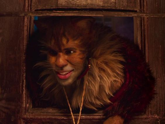 Jason Derulo in 'Cats' (Universal Pictures)