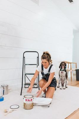 DIY Expert JoJo Fletcher Wants to Help Consumers Tackle Their Home Improvement Projects This Summer