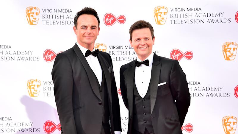 Ant and Dec urge people to stay at home following plea from four-year-old