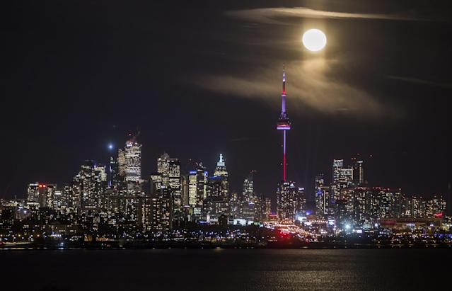 <p>No. 2: Toronto, Ontario<br>Average date night cost: $123<br>(AP) </p>