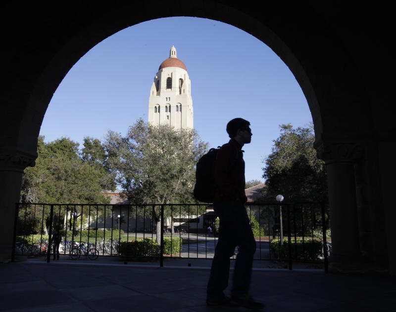 Stanford University is 1st college to raise $1B