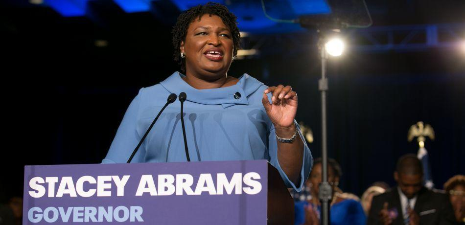 Stacey Abrams vows to fight on in Georgia governor's race.