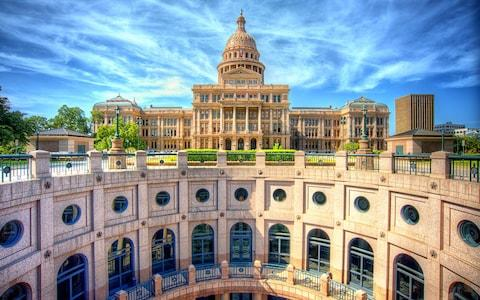 Texas State Capitol, Austin - Credit: LMPphotography/LMPphotography