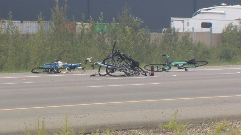 'A wake-up call': Sherwood Park bike crash renews legislative effort for cyclist safety