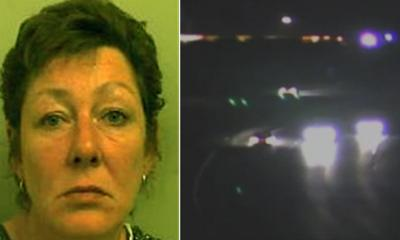 Mother's 23-Mile Wrong-Way Motorway Drive