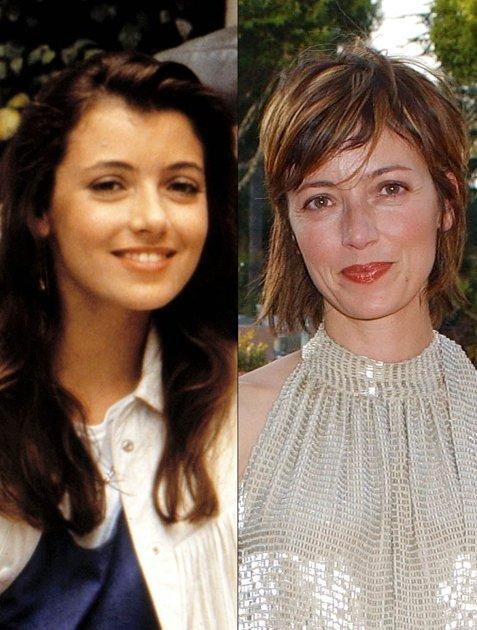 "After starring opposite Tom Cruise in ""Legend,"" Mia Sara was cast in her second-ever feature film as Sloane -- Ferris' low-key girlfriend with the bedroom eyes -- in the 1986 John Hughes hit comedy ""Ferris Bueller's Day Off."" Since then, the actress, now 44, has appeared mostly in TV movies and miniseries, crossing over occasionally into feature films, such as the 1994 Jean-Claude Van Damme sci-fi thriller ""Timecop."" Sara has a 14-year-old son with ex-husband Jason Connery, the son of actor Sean Connery."