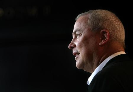 US Director of Theatre Robert Wilson poses during photocall at the 56th Berlinale International Film Festival in Berlin