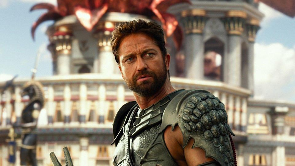 Gerard Butler as Set in 'Gods of Egypt' (Lionsgate)