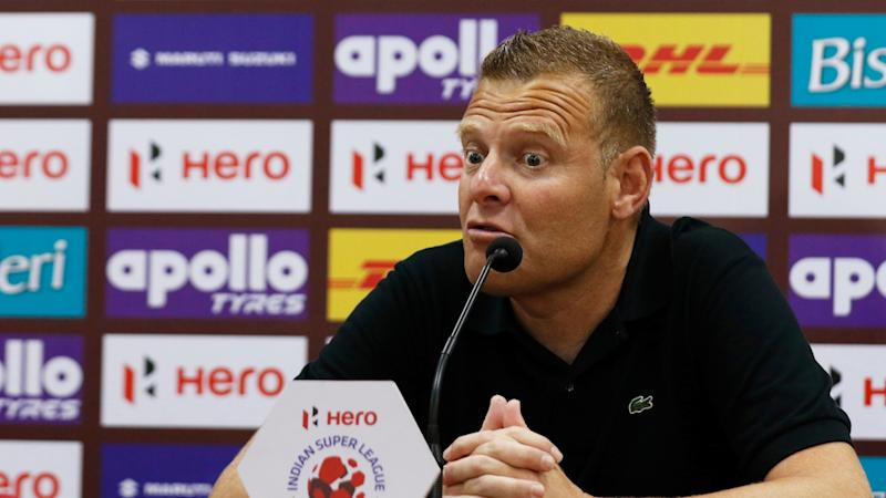 Joseph Gombau: The referees in ISL are not professional