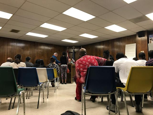 Cool Valley, Missouri, a city of just over 1,000 people, has its own municipal court -- one of many in St. Louis County. (HuffPost)