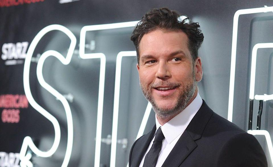 <p>The comedian says he abstains from alcohol as part of a healthy lifestyle. </p>