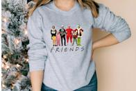 <p>If your favorite Christmas movie character is on this <span><strong>Friends</strong>-Inspired Christmas Sweater</span> ($25), that's a telltale sign that you need it ASAP.</p>