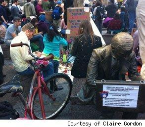 Occupy Wall Street experience