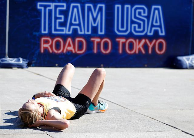 US Olympic trials for wrestling, originally scheduled for April 4-5 at Penn State University, were postponed. US Rowing postponed its Olympic team trials. US Olympic diving trials, scheduled for April 3-5 in Tucson, Arizona, were postponed. All USA Diving events postponed for next 30 days.