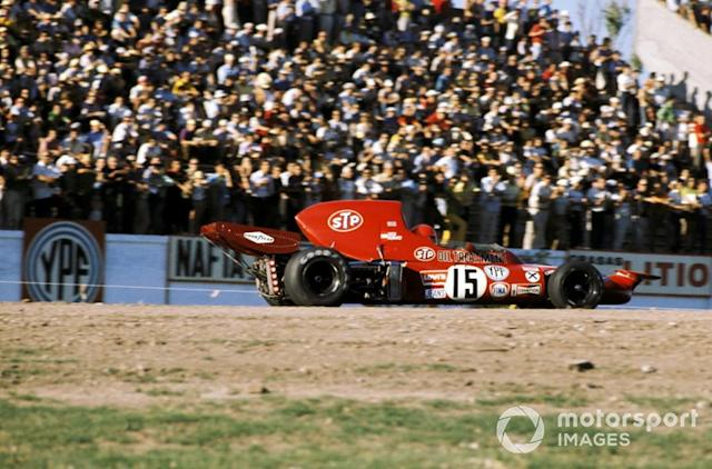 "Niki Lauda, March 721, GP d'Argentina del 1972 <span class=""copyright"">Sutton Motorsport Images</span>"