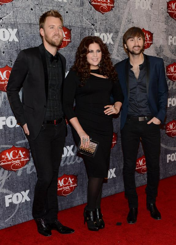 Lady Antebellum 3rd Annual American Country Awards Las Vegas, NV