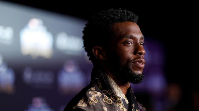 'Black Panther' Hits $1 Billion Mark In Worldwide Box Office Numbers