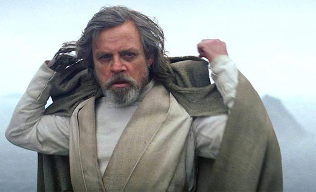 Mark Hamill as Luke Skywalker in <em>Star Wars: The Force Awakens.</em> (Photo: LucasFilm) <br>