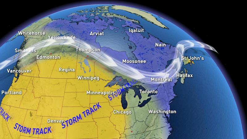December: Still a 'wild card' month for weather across Canada