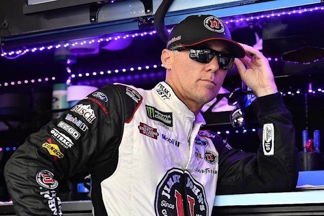 Harvick set to pass major Earnhardt milestone