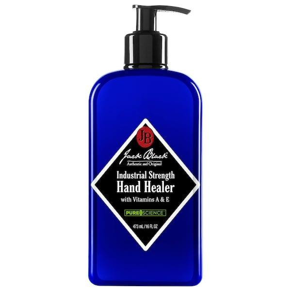 <p>For those who spend time working with their hands, this <span>Jack Black Industrial Strength Hand Healer</span> ($15-$46) is one treat they'll be happy to see on a rough patch. In fact, it has been tested from everyone from chefs to doctors, and can also seep right into dry feet, elbows, and knees as well. </p>