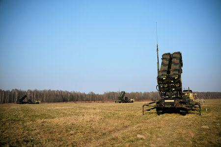 U.S. approves possible sale of Patriot missiles to Turkey