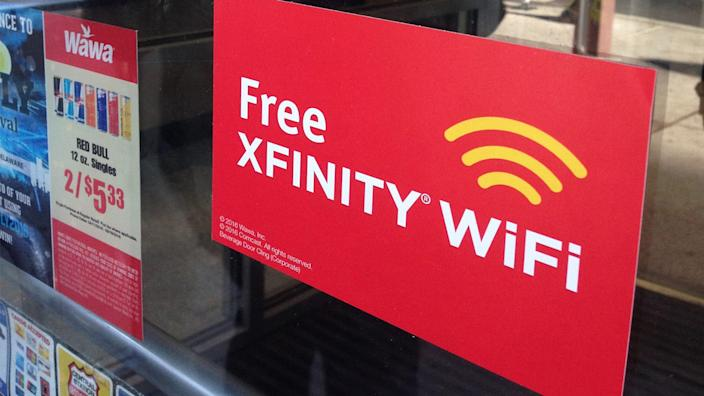 Xfinity is offering free WiFi hotspots whether you're a subscriber or not, through the end of the year
