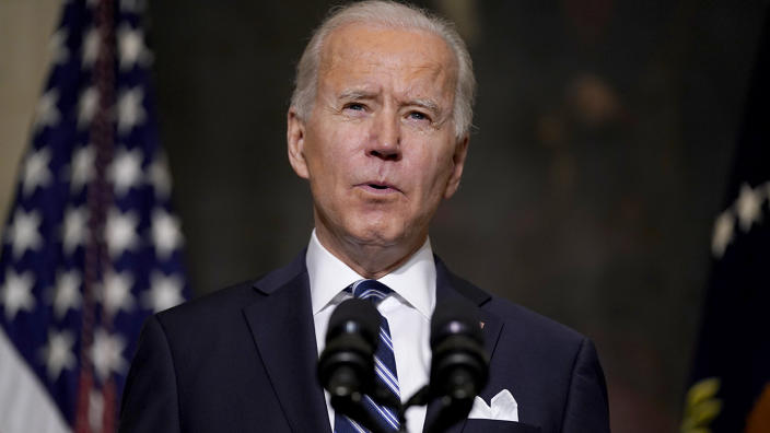 Biden puts climate at center of diplomacy, to host summit in April