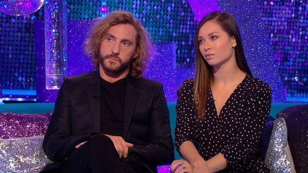 Sean(n) Walsh's ex-girlfriend Rebecca Humphries has responded to his interview