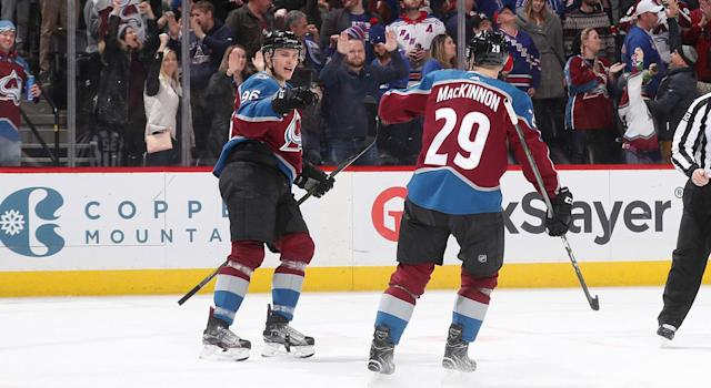 The Avalanche have been on a roll, but don't expect it to last. (Michael Martin/NHLI via Getty Images)