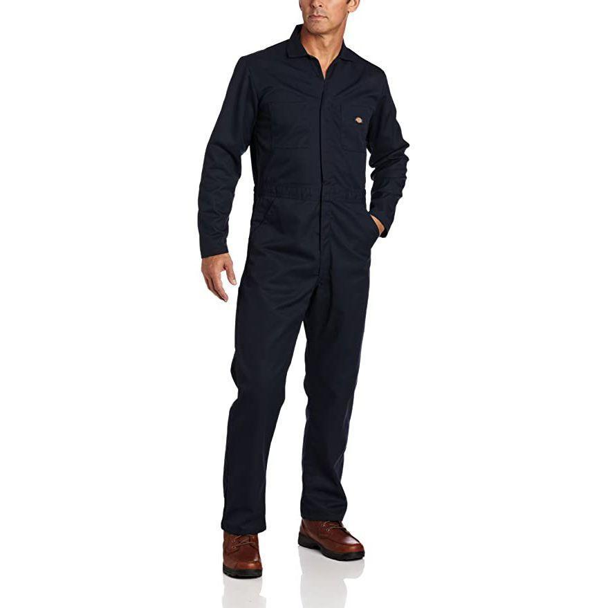 """<p><strong>Dickies</strong></p><p>amazon.com</p><p><strong>$42.54</strong></p><p><a href=""""https://www.amazon.com/dp/B005HJ8PO2?tag=syn-yahoo-20&ascsubtag=%5Bartid%7C2139.g.37546941%5Bsrc%7Cyahoo-us"""" rel=""""nofollow noopener"""" target=""""_blank"""" data-ylk=""""slk:BUY IT HERE"""" class=""""link rapid-noclick-resp"""">BUY IT HERE</a></p><p>If your mechanic has been their workspace wearing ratty old T-shirts, gift them clothes that are actually meant to handle the work. A classic Dickies coverall helps with the whole dress-the-part-to-be-the-part bit. </p>"""