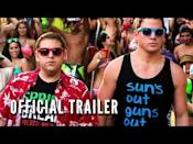 "<p>In the sequel to 2012's hilarious <em>21 Jump Street,</em> Jonah Hill and Channing Tatum's undercover alter egos, Schmidt and Jenko, head to college for another drug investigation—culminating in a wild showdown during spring break that's, TBD, only seems slightly more traumatizing than <em>actual</em> spring break. </p><p><a class=""link rapid-noclick-resp"" href=""https://www.amazon.com/22-Jump-Street-Channing-Tatum/dp/B00KVLQT6M?tag=syn-yahoo-20&ascsubtag=%5Bartid%7C10063.g.35489471%5Bsrc%7Cyahoo-us"" rel=""nofollow noopener"" target=""_blank"" data-ylk=""slk:Stream Now"">Stream Now</a></p><p><a href=""https://www.youtube.com/watch?v=qP755JkDxyM"" rel=""nofollow noopener"" target=""_blank"" data-ylk=""slk:See the original post on Youtube"" class=""link rapid-noclick-resp"">See the original post on Youtube</a></p>"