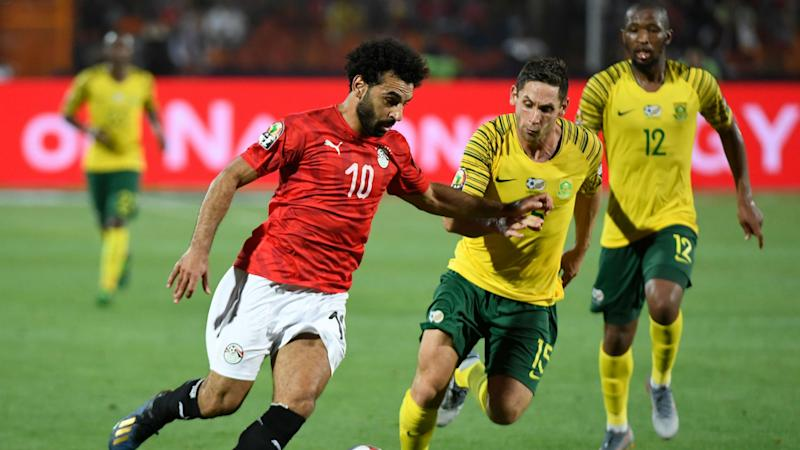 Khabo Zondo: Bafana Bafana did well to keep Mohamed Salah out of the game