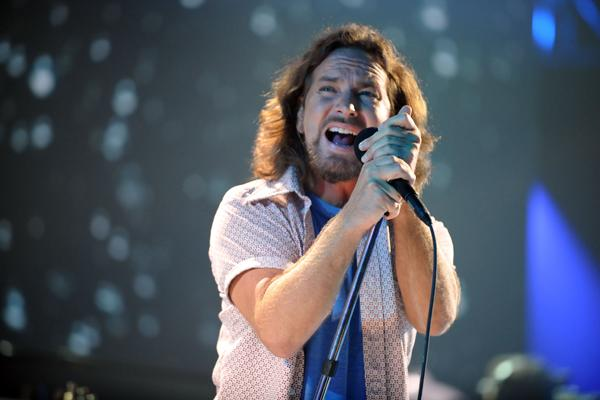 Pearl Jam Will Tour This Fall